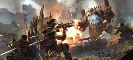 Warface, un MMO FPS Free-2-play signé Crytek