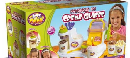 (HS) La fabrique de crème glacée