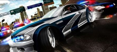 Need for Speed Most Wanted : conduit dur