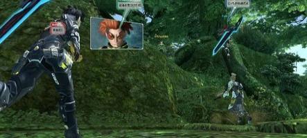 Phantasy Star Online 2 bannit les joueurs étrangers