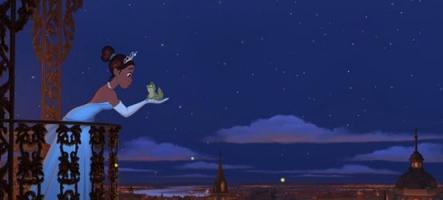 La princesse et la grenouille, la bande annonce