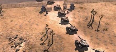 Command & Conquer Generals 2 : pas de jeu solo