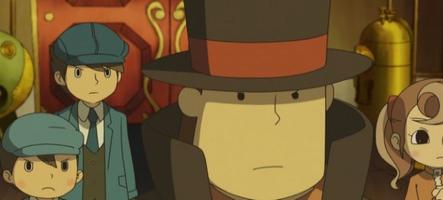 Nintendo annonce un nouveau Professeur Layton