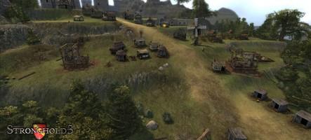 Stronghold Crusader 2 sur les rails