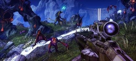 4 DLC prévus pour Borderlands 2