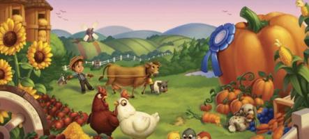 FarmVille 2 sort aujourd'hui