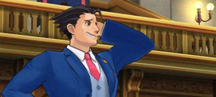 Phoenix Wright revient sur Nintendo 3DS