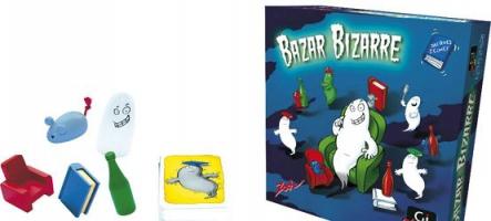(HS) Bazar Bizarre, un jeu étrange et bordélique