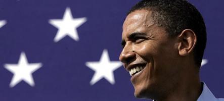 Barack Obama fait sa pub dans des jeux vidéo
