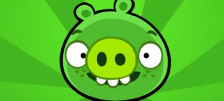 Bad Piggies, la suite d'Angry Birds