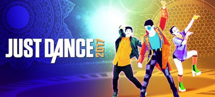 Just Dance 2017 (Wii, Wii U, PS4, PS3, Xbox One, Xbox 360)