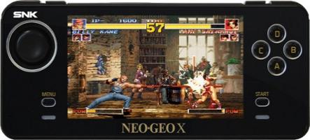La Neo Geo X sortira en France