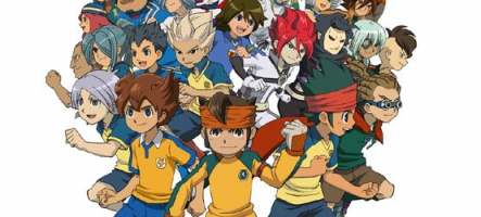 (Test) Inazuma Eleven Strikers (Wii)