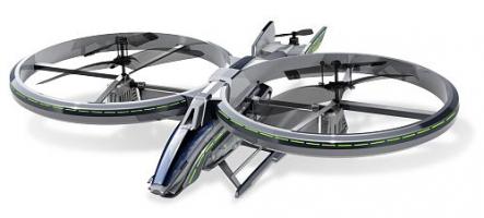 (HS) Silverlit Space Phoenix : Devenez pilote d'hélicoptère