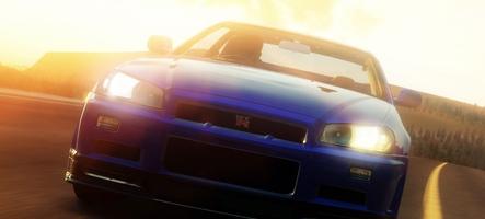Forza Horizon : Faites chauffer les moteurs !
