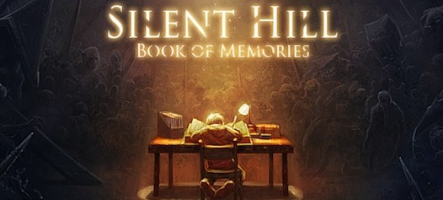 Silent Hill Book of Memories dévoile son trailer de lancement