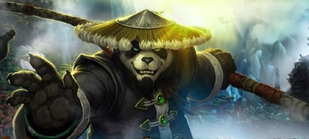 Carton plein pour World of Warcraft Mists of Pandaria