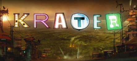 Krater se met à jour