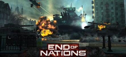 End of Nations : Impressions sur la dernière beta fermée