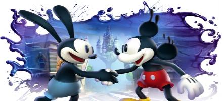 Epic Mickey 2 sur Wii U en 2013