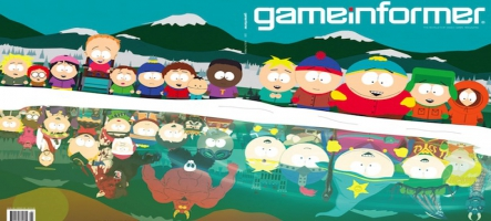 Chris Avellone s'éclate sur South Park RPG