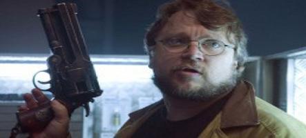 Guillermo del Toro reparle de InSane
