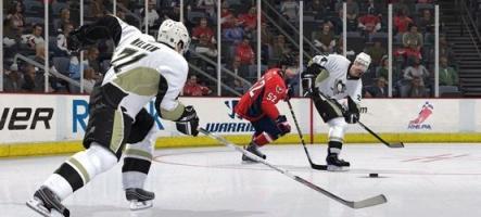 NHL 10 met la castagne à l'honneur