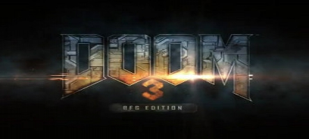 (Test) Doom 3 BFG Edition (PC, Xbox 360, PS3)