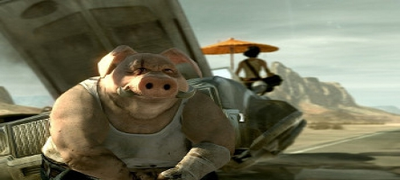 Beyond Good & Evil 2 sur Wii U ?