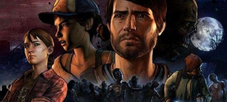 The Walking Dead – A New Frontier (PC, PS4, Xbox One, iOS, Android)