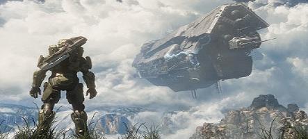 Le season pass de Halo 4 annoncé