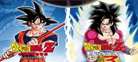 Dragon Ball Z Budokai HD dispo le 2 novembre