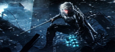Les collector japonaises de Metal Gear Rising Revengeance