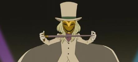 Le Professeur Layton et le masque des miracles (Nintendo 3DS)