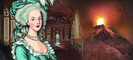 Concours : Gagnez 15 jeux Marie-Antoinette et les Disciples de Loki