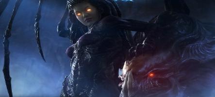 Le leveling arrive dans StarCraft II