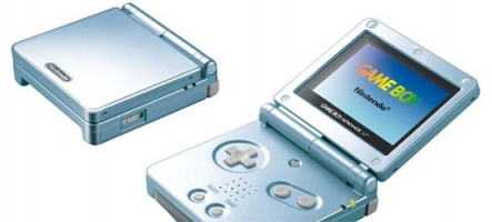 La GameBoy Advance se vend encore...