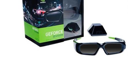 3D Vision : NVidia se la joue 3D