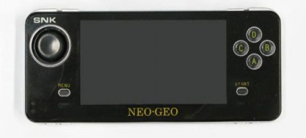 La nouvelle Neo Geo pour le 6 décembre !