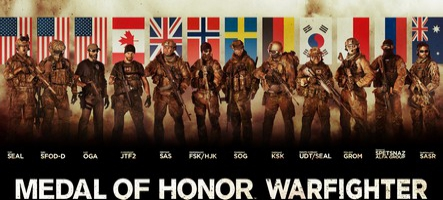 7 Navy Seals mis à l'amende pour leur participation à Medal of Honor Warfighter