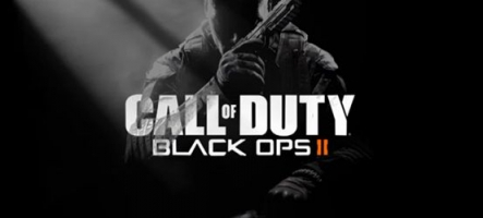 Call of Duty : Black Ops II est disponible !
