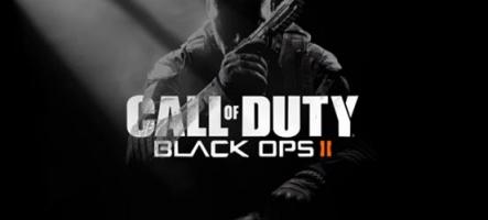 Le lancement de Call of Duty Black Ops II, c'est ce soir