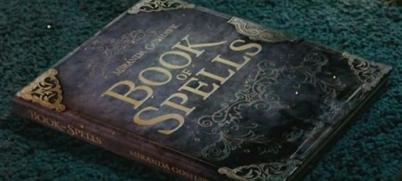(Test) Wonderbook : Book of Spells (PS3)