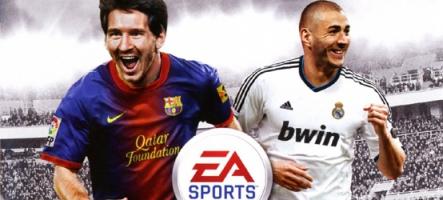 Wii U : Découvrez FIFA 13 sur la nouvelle console Nintendo