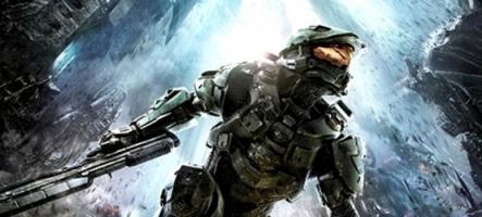 1 million de joueurs ont fini Halo 4