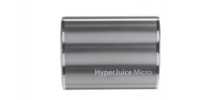 (Shopping) Batterie pour Appareils Mobiles HyperJuice Micro