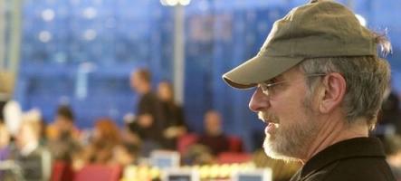 Steven Spielberg prédit le futur des consoles
