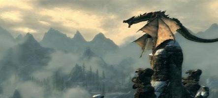 Il transforme Skyrim en jeu next-gen avec 100 mods