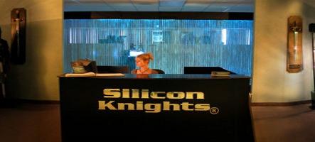 Silicon Knights pris à la gorge par Epic et la justice américaine