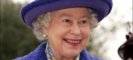 Une Wii en or pour la famille royale